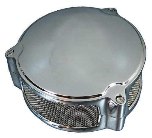 Luftfilter Dragton Star Chrom, f. Harley - Davidson Panhead Shovelhead Evolution