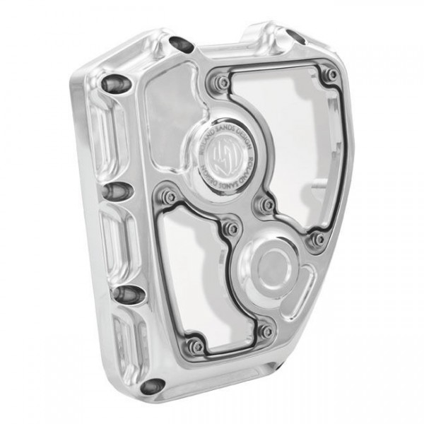 RSD Clarity Timing Cover, Chrom, f. Harley - Davidson Big Twin 2001 - 2017