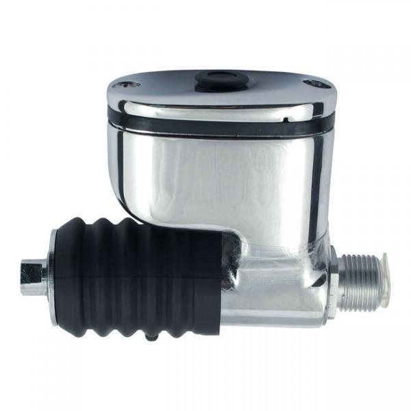 Hauptbremszylinder Chrom, für Harley-Davidson Dyna 06-15