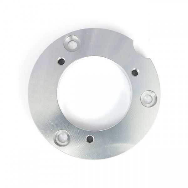 Luftfilter Adapter Keihin CV-Luftfilter, für Harley-Davidson Twin Cam mit E-Gas
