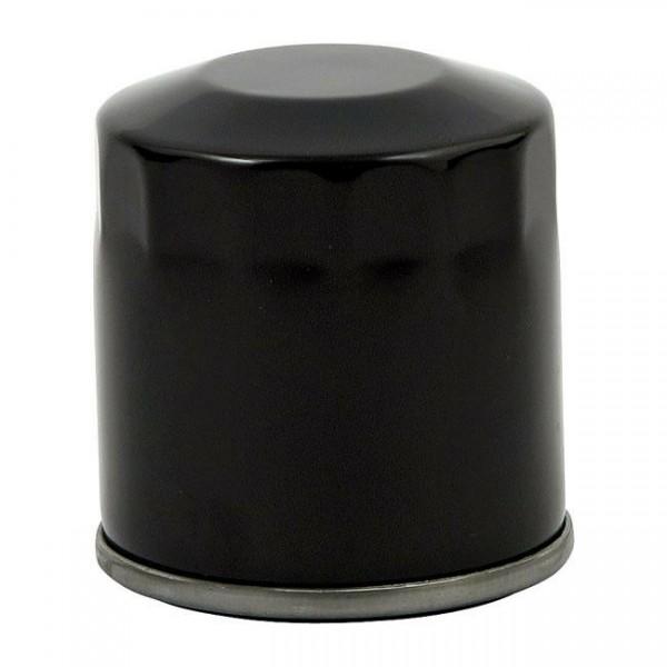 Ölfilter,kurz, schwarz; für Harley-Davidson, 03-10 Buell XB models
