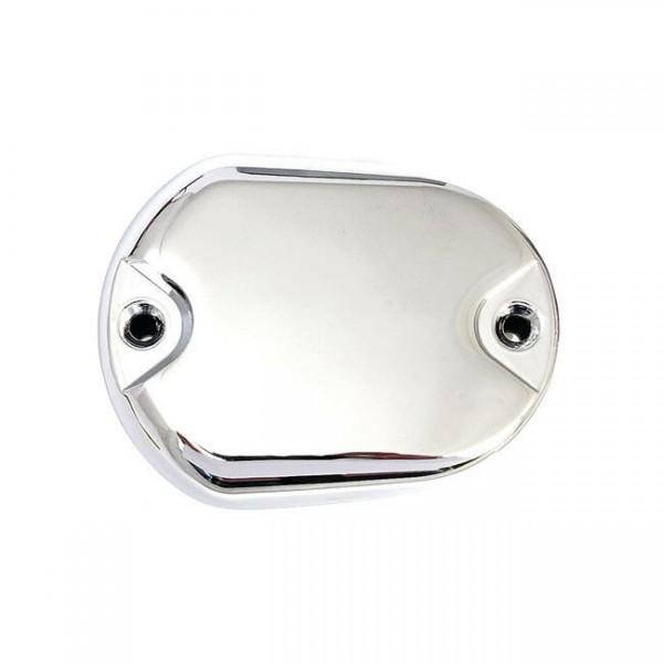 Bremsflüssigkeitsbehälter Bremszylinder Deckel Chrom f. Harley-Davidson XL 04-17