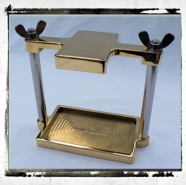 Batterie Box Casted Brass