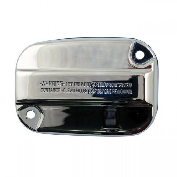 Bremsflüssigkeitsbehälter Deckel OEM Style f. Harley-Davidson Touring 08-13