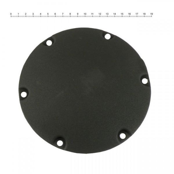 Kupplungsdeckel Derby Cover Domed matt für Harley - Davidson Sportster 04-18