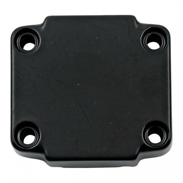 Schaltergehäuse ohne Öffnung Schwarz, für Harley - Davidson FL, FX, XL 72-81