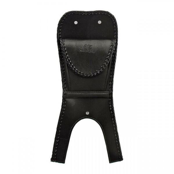Mustang Dash Panel m. Tasche, Tank Abdeckung, für Harley-Davidson Softail 00-17