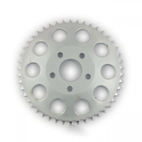 Kettenrad, Ritzel, Rear Sprocket 51 Zähne Zink, für Harley-Davidson FXR 82-85