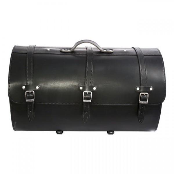Ledrie Gepäckkoffer / Gepäcktasche schwarz 67 Liter, für Harley - Davidson