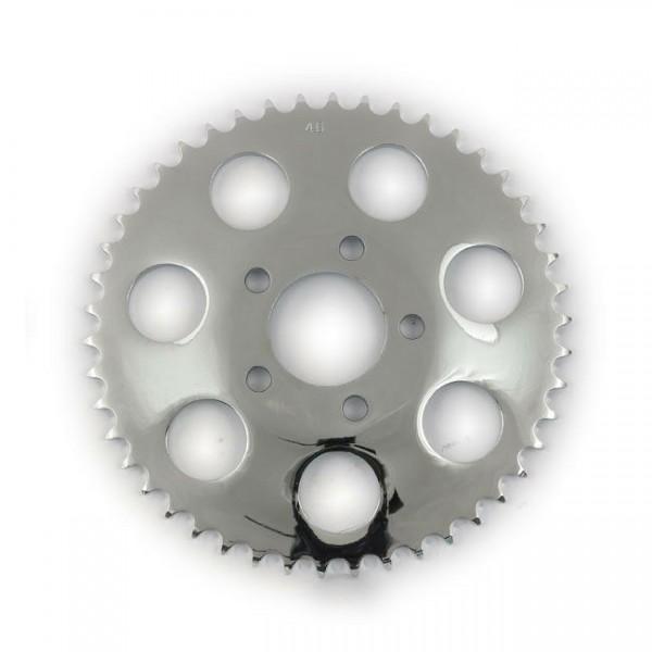 Kettenrad, Ritzel, Sprocket 49 Z. 6,5 Versatz f. Harley-Davidson B.T., XL 00-17