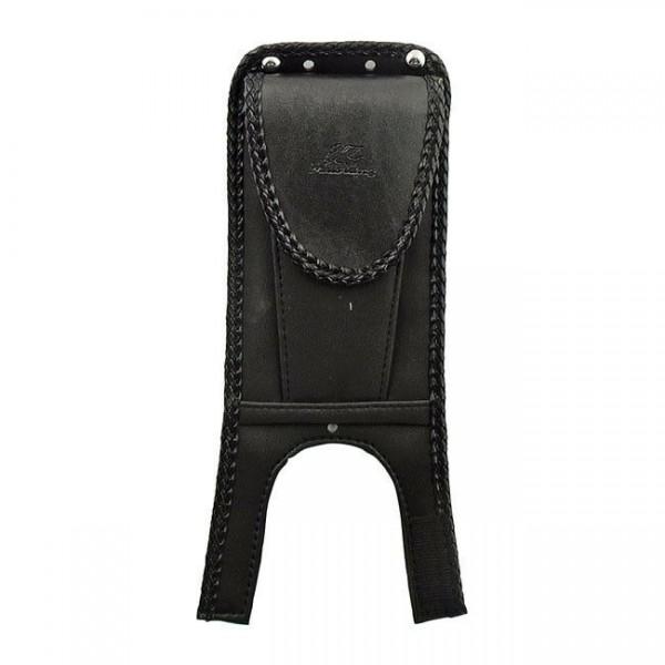 Mustang Dash Panel m. Tasche, Tank Abdeckung, f. Harley-Davidson Softail 00-17