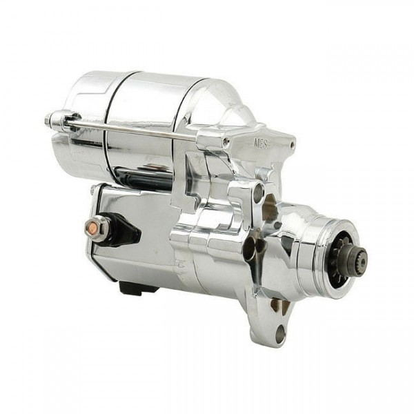Accel E-Starter Ultra Troker Chrom, für Harley-Davidson Big Twin 06-17