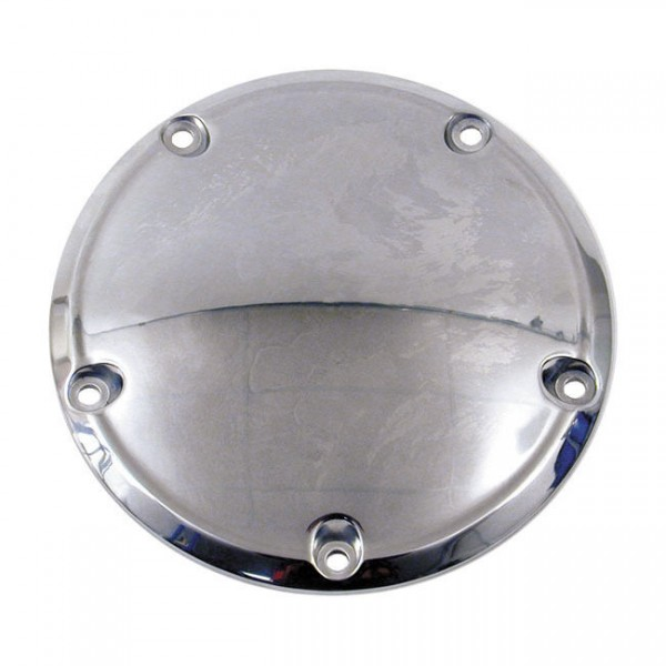 Kupplungsdeckel Derby Cover Domed Chrom, f. Harley - Davidson Big Twin 99-heute