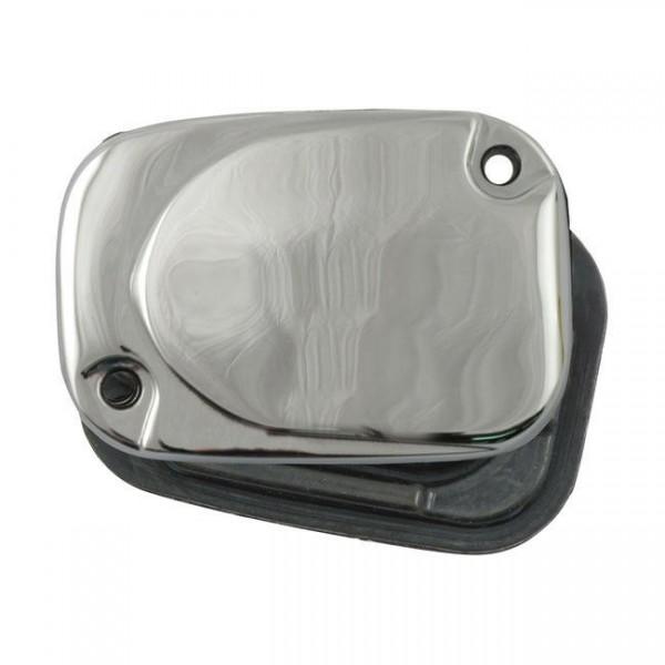 Bremsflüssigkeitsbehälter Deckel Cone Chrom f. Harley-Davidson Touring 08-13