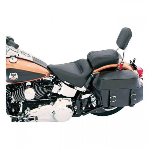 Mustang Vintage Sitzbank für Harley-Davidson Softail 05-15